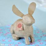 Rico Papier mache bunny