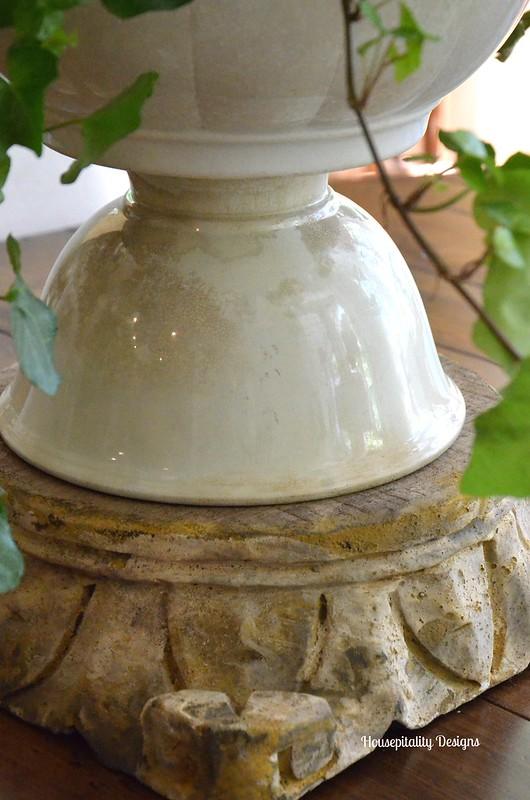 Ironstone Bowls/Planter-Housepitalty Designs