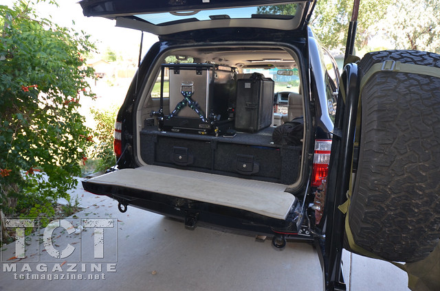 ARB drawer system