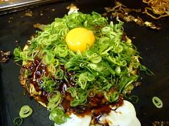 Okonomiyaki goodness