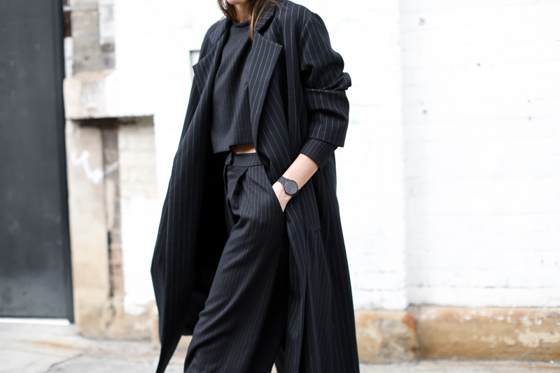modern legacy, street style, pinstripe, coat, fashion week, fashion blogger, details (1 of 1)