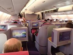 泰航空 A380商務級 好不好!?!?! - naniyuutorimannen - 您说什么!