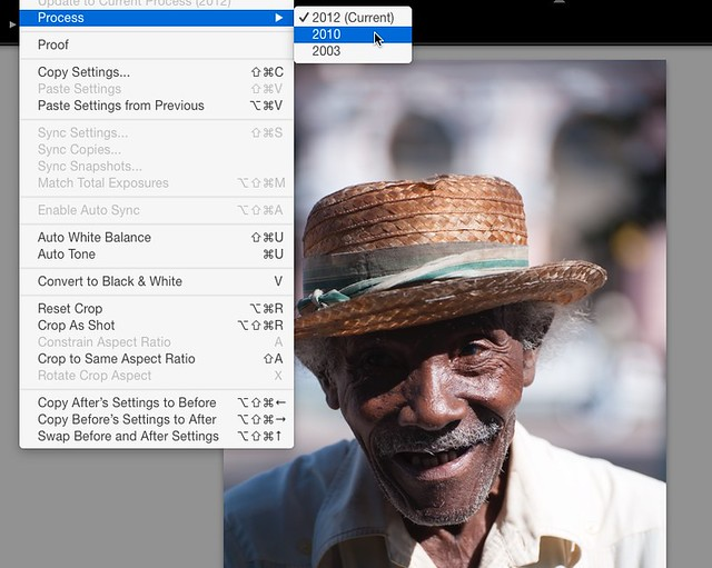 How to Recover Shadows in Lightroom 5