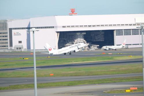Haneda Tokyo International Airport 05 JAL