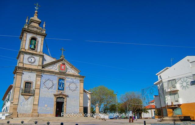 Igreja da Lapa, Póvoa de Varzím. Portugal.