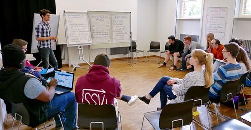 #wsfPA15 Pfingstakademie Jugendbeteiligung