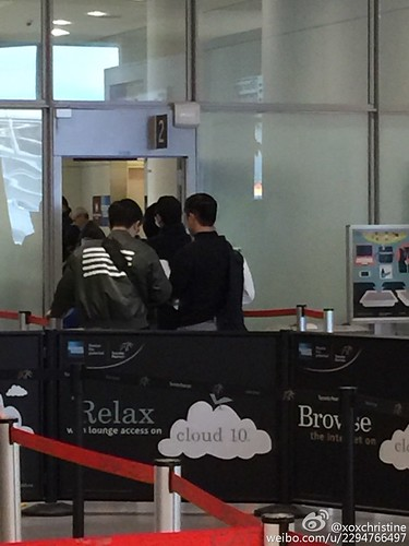 Big Bang - Toronto Airport - 14oct2015 - xoxchristine - 04