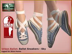 Bliensen - Urban Ballet - Sky
