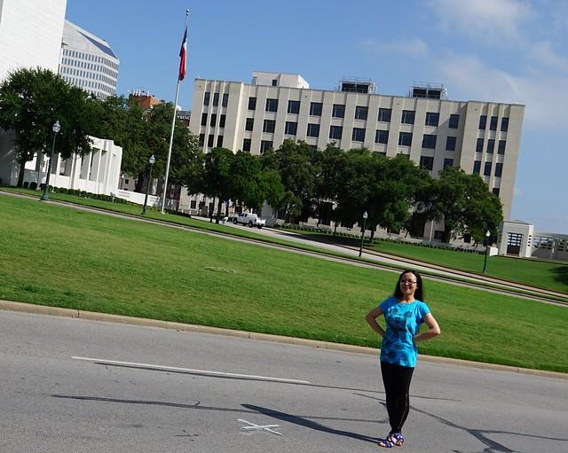 John F. Kennedy Assassination Site, Dealey Plaza Dallas Texas (9)