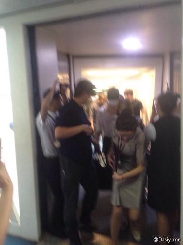 BIGBANG arrival Wuhan 2015-06-26 015