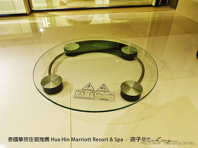 泰國華欣住宿推薦 Hua Hin Marriott Resort & Spa 39
