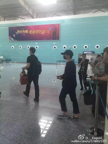 Big Bang - Dalian Airport - 26jun2016 - ___kagura____ - 03