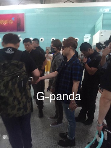 Big Bang - Dalian Airport - 26jun2016 - pandaanow - 01