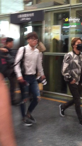 Big Bang - Beijing Airport - 07jun2015 - bigbangmusic - 03
