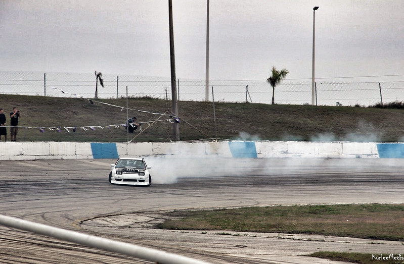 Three Palms Drift 2