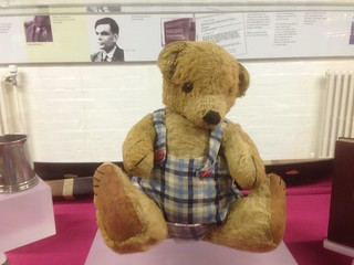 Turing's teddy Porgy