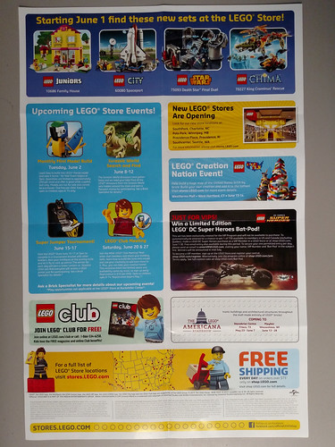 ... LEGO Juniors, LEGO City , LEGO Star Wars , and LEGO Legends of Chima