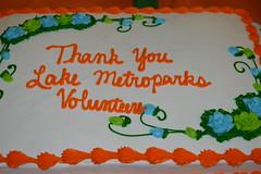 Lake Metropark Celebrates Volunteerism