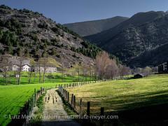 Andorra history: Vall nord, Ordino, Andorra