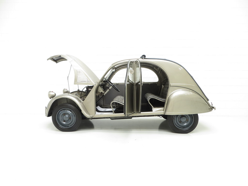 a citroen 2cv type a believed oldest in uk pe1 sold retro rides. Black Bedroom Furniture Sets. Home Design Ideas
