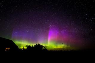 Aurora, Swordale, Isle of Lewis