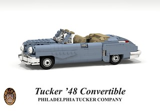 Tucker Torpedo Convertible (1948 - Tremulis)