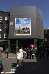 PARADISE BUNCH No.18 - Shaun The Sheep - Shaun in the City - London - 150423 - Steven Gray - IMG_9980