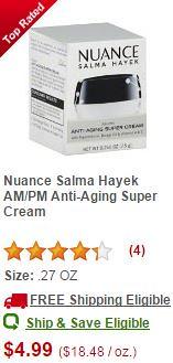 Salma Hayek Anti-Aging