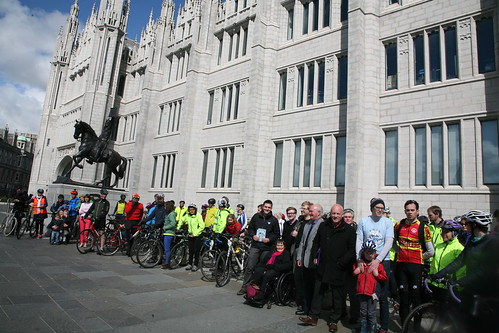 Pedal on Marischal