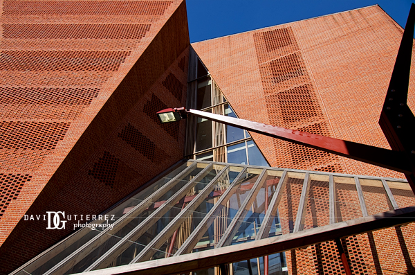 Saw Swee Hock Student Centre, LSE, London, UK - David Gutierrez Photography, London Photographer