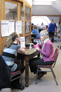 The Human Library at the Goffstown Public Library 2015 | by goffstownpubliclibrary