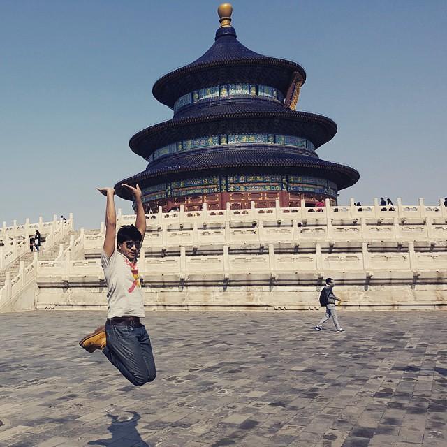 Temple of Heaven in #Beijing  China. .. Beijing is ♡