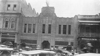 The Embassy Ballroom, Grenfell Street, 1935