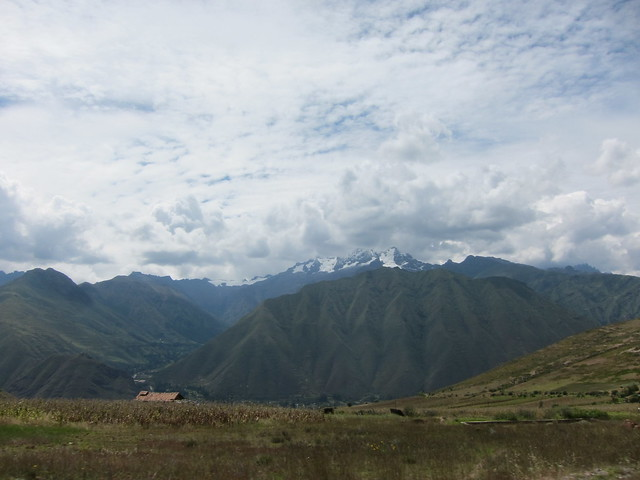 Somewhere in the Sacred Valley