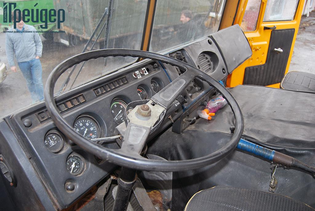 кабина КАЗ-4540