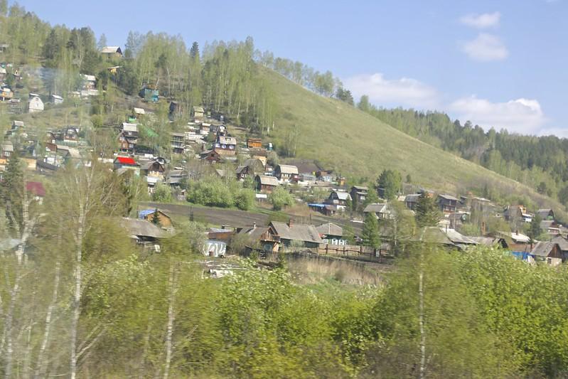 Russian scenery