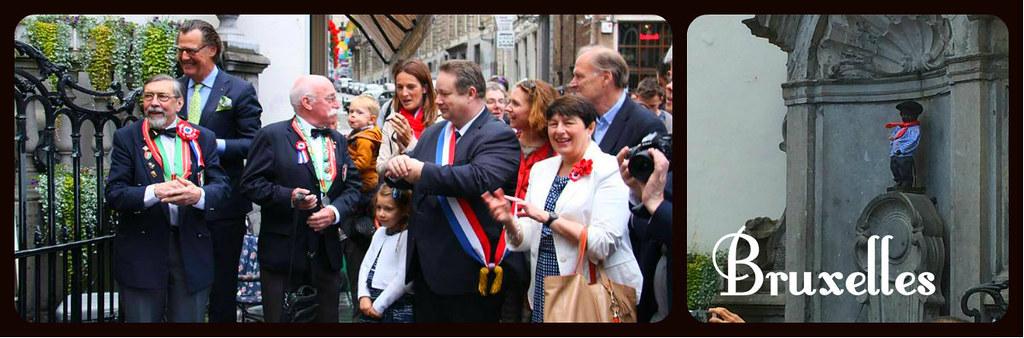 Le 14 juillet en Belgique