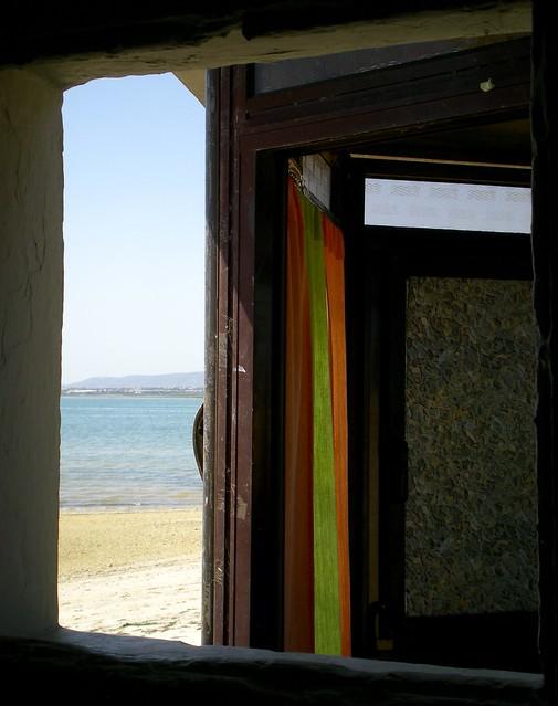 Algarve view, Nikon COOLPIX S200