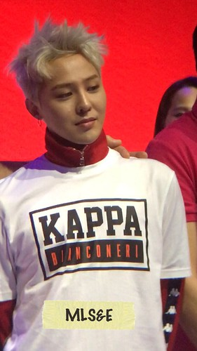 G-Dragon - Kappa 100th Anniversary Event - 26apr2016 - MyLadies - 12