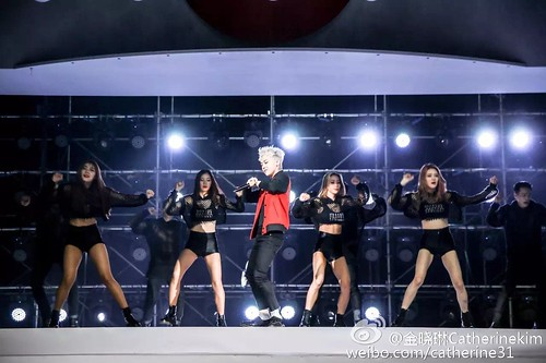 G-Dragon - Kappa 100th Anniversary Event - 26apr2016 - catherine31 - 07