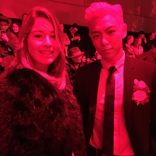TOP - Dior Homme Fashion Show - 23jan2016 - anakck_ - 01