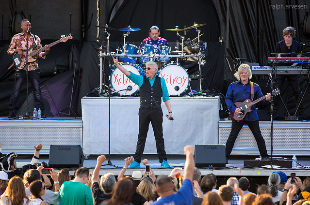 Dennis DeYoung Music of Styx performing in Austin (2016-06-11)