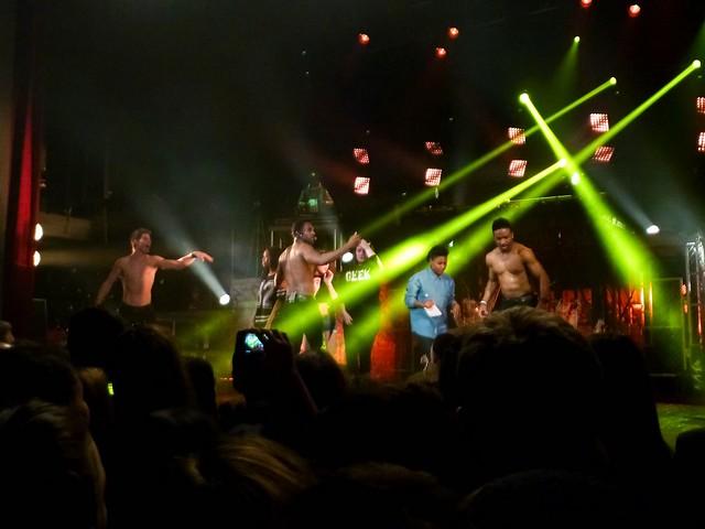 Jason Derülo - Tattoos World Tour - Le Trianon, Paris (2014)