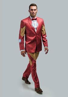 「我就是鋼鐵人!」FUN Suits 推出MARVEL 與 DC 超級英雄主題西裝