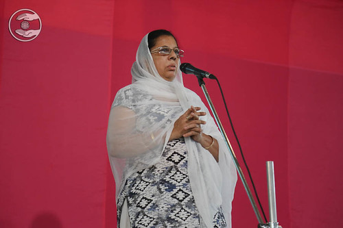 Kamla Setia from Panchkula, Haryana, expresses her views