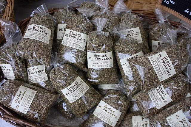 Herbes de Provence, Arles Market