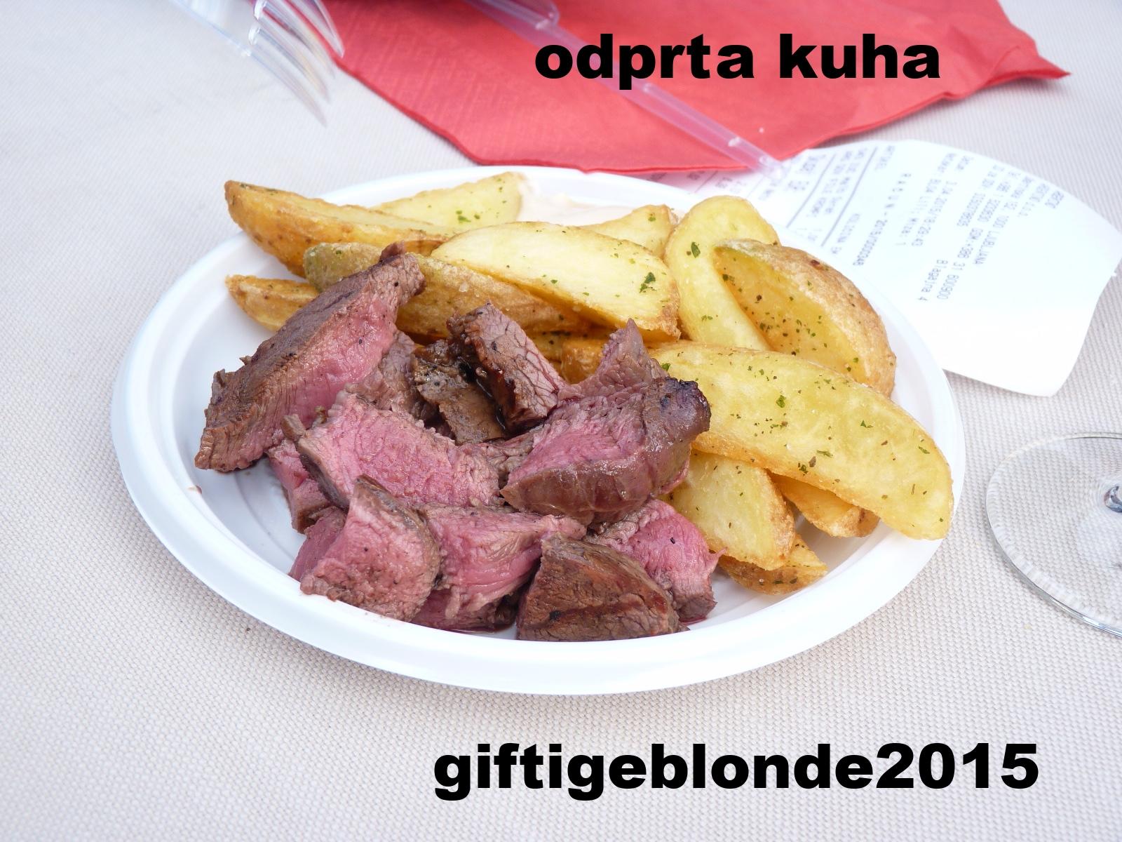 Odprta Kuhna, Ljubljana,