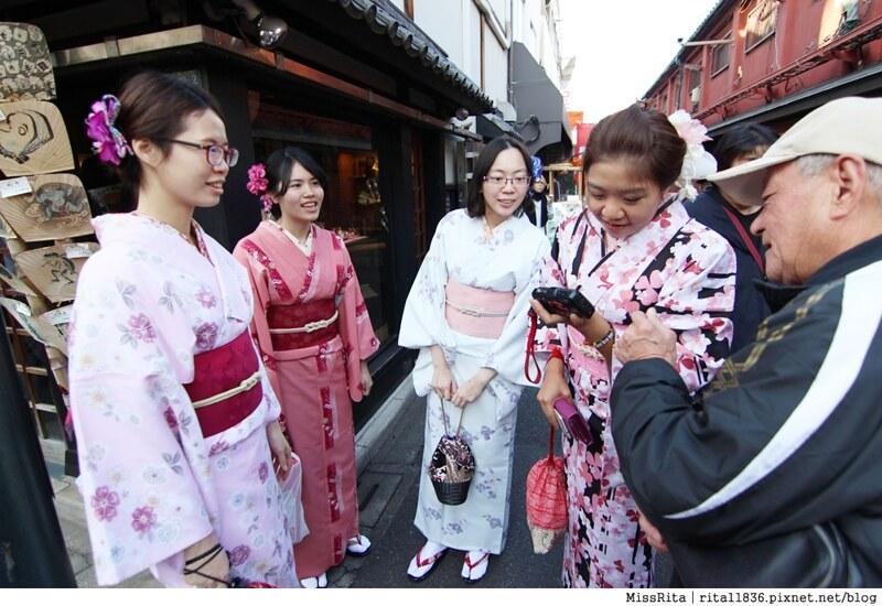 日本東京 東京和服體驗 淺草和服 淺草七變化 淺草七變化預約教學25