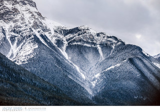 Mountains, Banff National Park, Alberta, Canada