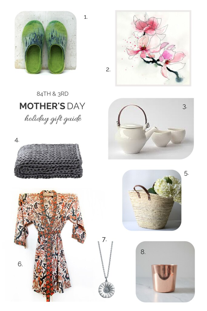 Mother's Day Holiday Gift Guide - 84th & 3rd